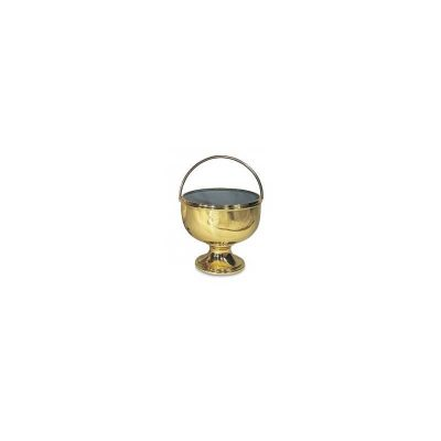 Brass Holy Water Bucket