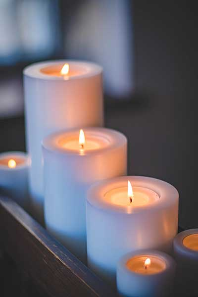 McGoverns Church Supplies Candles